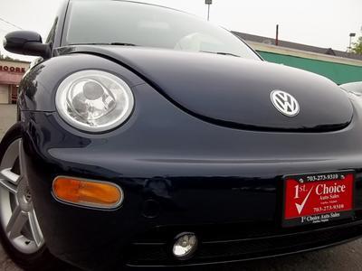 2004 Volkswagen New Beetle GLS 1.8T for sale VIN: 3VWCD31Y24M347756