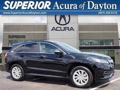 Acura Of Dayton >> Certified 2016 Acura Rdx Base Suv In Dayton Oh Auto Com 5j8tb4h39gl027091