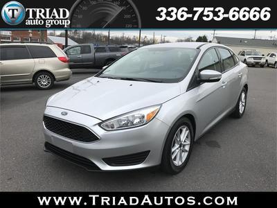 2016 Ford Focus SE for sale VIN: 1FADP3F22GL283376