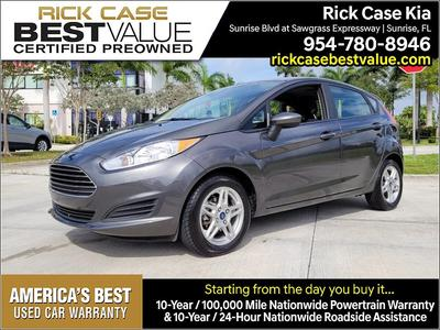 Ford Fiesta 2018 for Sale in Fort Lauderdale, FL