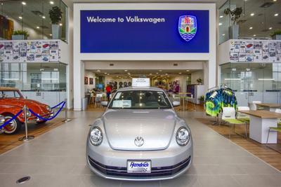 Hendrick Volkswagen Frisco Image 5