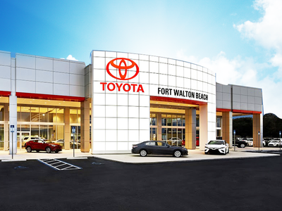 Toyota of Fort Walton Beach Image 1