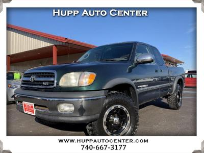 Toyota Tundra 2002 for Sale in Tuppers Plains, OH