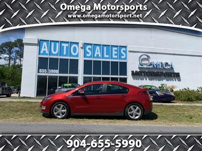 2014 Chevrolet Volt Base for sale VIN: 1G1RD6E43EU160019