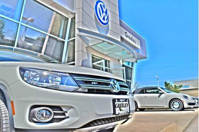 Greeley Nissan VW Image 2