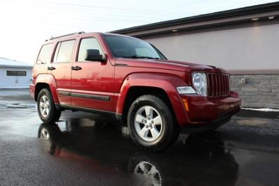 2012 Jeep Liberty Sport for sale VIN: 1C4PJMAK8CW111058