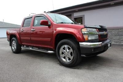 Used 2011 Chevrolet Colorado 2lt Crew Cab Pickup In Ontario Ny Near 14519 1gchtdfe5b8139372 Pickuptrucks Com