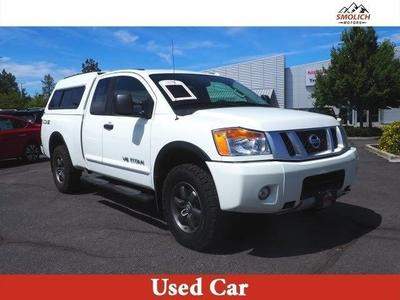 Nissan Titan 2015 for Sale in Bend, OR