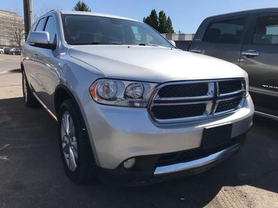 2013 Dodge Durango Crew for sale VIN: 1C4SDJDT8DC618131
