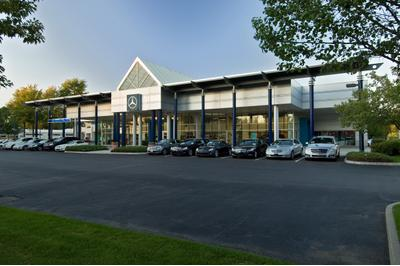 The Mercedes-Benz Center at Keeler Motor Car Company Image 1