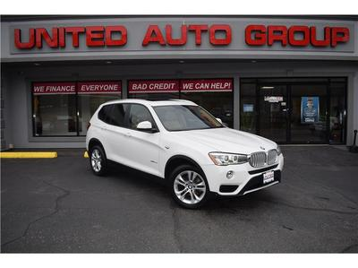 BMW X3 2015 for Sale in Putnam, CT