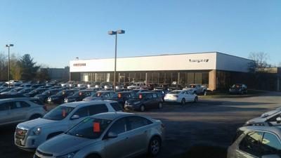 Langway Chevrolet Cadillac Buick Nissan of Bennington Image 1