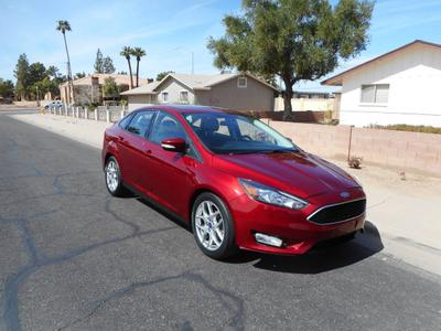2015 Ford Focus SE for sale VIN: 1FADP3F29FL341336
