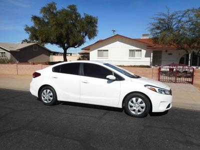 2018 KIA Forte LX for sale VIN: 3KPFK4A75JE184917