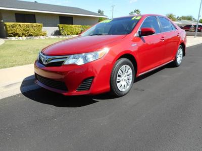 Toyota Camry Hybrid 2012 for Sale in Mesa, AZ