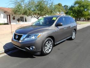 Nissan Pathfinder 2015 for Sale in Mesa, AZ