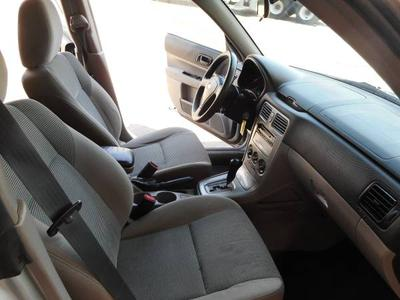 2006 Subaru Forester 2.5 X for sale VIN: JF1SG63606H723418