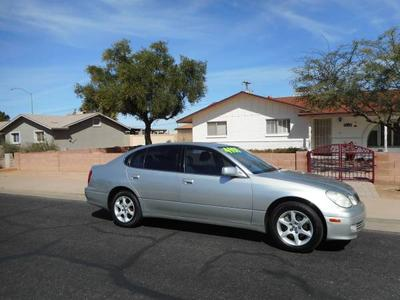 2002 Lexus GS 300  for sale VIN: JT8BD69S520162633