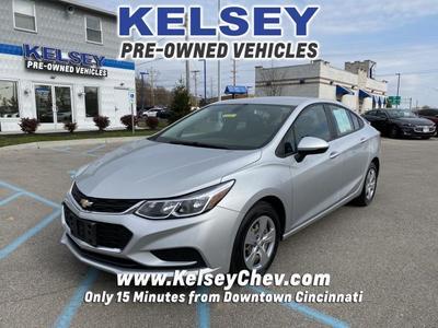 Chevrolet Cruze 2017 for Sale in Lawrenceburg, IN