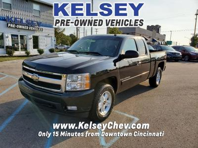 Chevrolet Silverado 1500 2008 for Sale in Lawrenceburg, IN