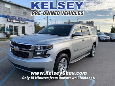 Chevrolet Suburban 2015 for Sale in Lawrenceburg, IN