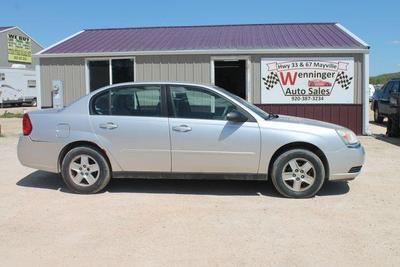 Chevrolet Malibu 2005 a la venta en Iron Ridge, WI