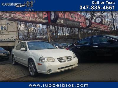 2000 Nissan Maxima GLE for sale VIN: JN1CA31A5YT014315