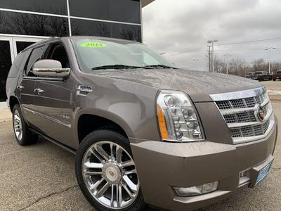 2014 Cadillac Escalade Platinum Edition for sale VIN: 1GYS4DEF5ER164133