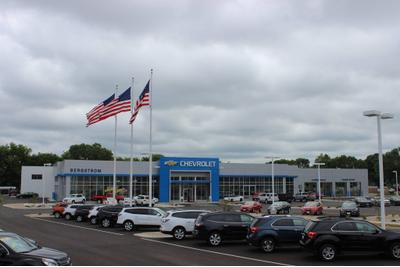 Madison Car Dealers >> Bergstrom Chevrolet Of Madison In Madison Including Address