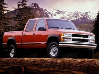 Chevrolet Silverado 3500 2000 for Sale in Griffin, GA