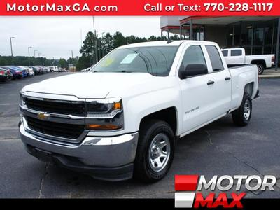 Chevrolet Silverado 1500 2016 for Sale in Griffin, GA