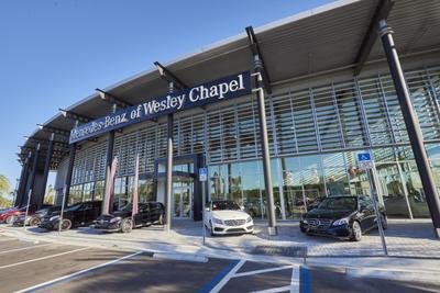 Mercedes-Benz of Wesley Chapel Image 4
