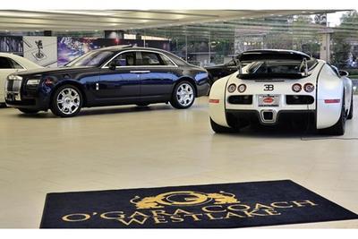 Alfa Romeo, Bentley, Maserati & Rolls-Royce Motor Cars by O'Gara Westlake Image 3