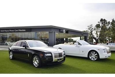 Alfa Romeo, Bentley, Maserati & Rolls-Royce Motor Cars by O'Gara Westlake Image 5