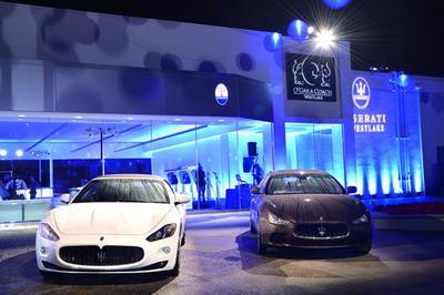 Alfa Romeo, Bentley, Maserati & Rolls-Royce Motor Cars by O'Gara Westlake Image 6