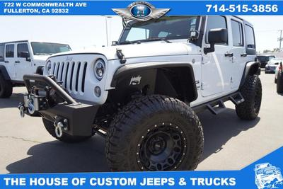 Jeep Wrangler Unlimited 2017 for Sale in Fullerton, CA