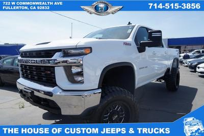 Chevrolet Silverado 2500 2020 for Sale in Fullerton, CA