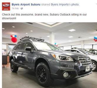 Byers Airport Subaru Image 4