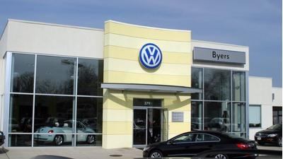 Byers Volkswagen by the Airport Image 4