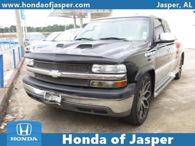 Chevrolet Silverado 1500 2001 a la Venta en Jasper, AL