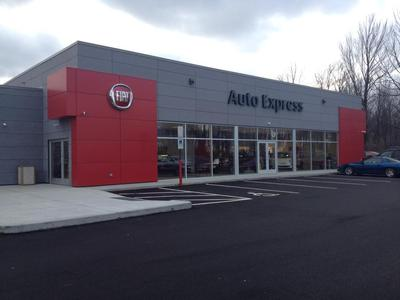 Auto Express Alfa Romeo Fiat of Erie Image 5