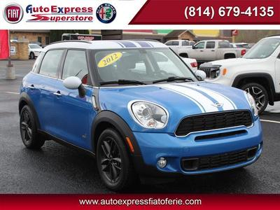 MINI Cooper S Countryman 2012 for Sale in Waterford, PA