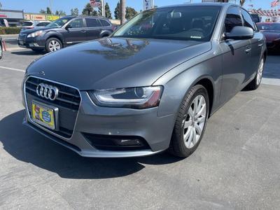 Audi A4 2013 for Sale in Huntington Beach, CA