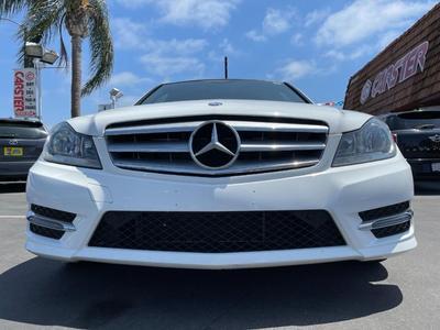 Mercedes-Benz C-Class 2013 for Sale in Huntington Beach, CA
