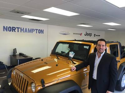 Lia Chrysler Jeep Dodge Ram Northampton Image 1