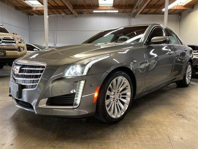 Cadillac CTS 2017 for Sale in San Diego, CA