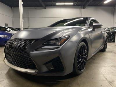 Lexus RC F 2019 for Sale in San Diego, CA