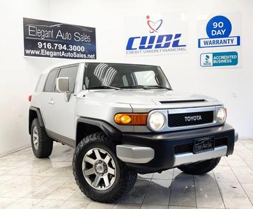Toyota FJ Cruiser 2007 for Sale in Rancho Cordova, CA