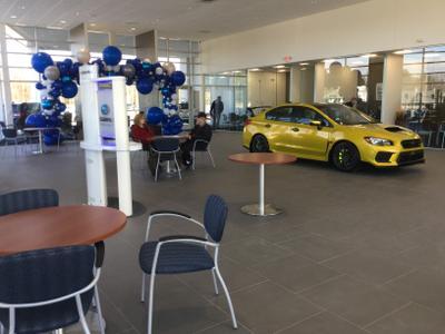 #1 Cochran Subaru Butler County Image 6