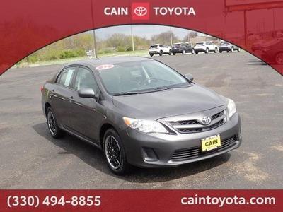 Toyota Corolla 2012 a la venta en North Canton, OH